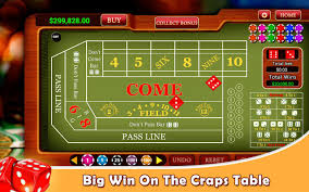 Craps Table Odds Craps Casino Style Android Apps On Google Play