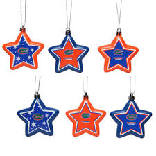 Pack Of Blue Christmas Decorations by