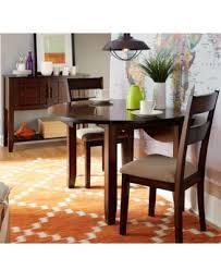 Drop Leaf Bar Table Branton Round Drop Leaf Table Furniture Macy U0027s