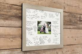 wedding signing frame wedding signing frame alternative to traditional guest book
