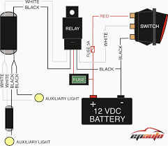 how to wire a relay switch diagram 5 pin fancy 12 volt wiring