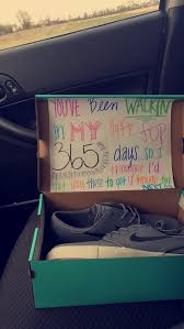 one year anniversary gift for him one year gift for a boyfriend nike janoski sign bf gifts
