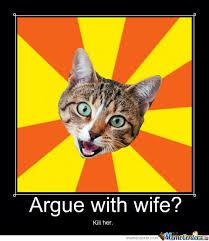 bad advice cat by soulscape meme center