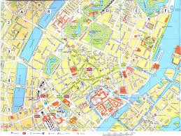 Map A Walking Route by Copenhagen Cruise Port Guide Cruiseportwiki Com