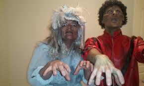 Halloween Costumes Michael Jackson Michael Jackson Thriller Halloween Costumes U0026 Dance