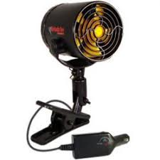 12 volt clip on fan roadpro rpsc 857 12 volt tornado fan with removable mounting clip