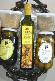 olive gift basket hers and gift baskets big olive