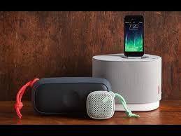 minimalist speakers move s portable bluetooth speaker the grommet
