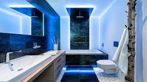 beleuchtung badezimmer badsanierung moderne badezimmer mit led beleuchtung schlüter