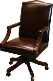 southern comfort furniture leather desk chairs mini