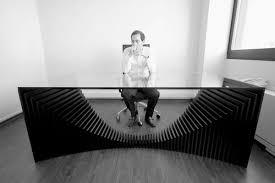 designer office desk mungle office desk and coffee table by tsigos design contemporist