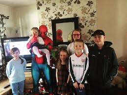 Christmas Party Entertainers Spider Man Kid U0027s Party Entertainer In Barnsley South Yorkshire