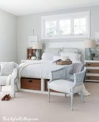 Coastal Themed Bedding Master Bedroom Bedding The Lilypad Cottage