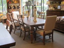leighton dining room set dining room end chairs tags rustic dining room table ashley