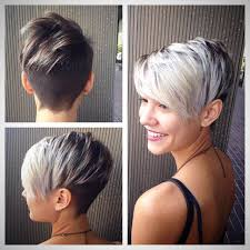 hair styles short in front and long in back undercut short hair short hair pinterest undercut short hair