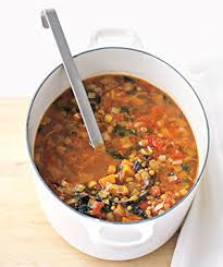 winter lentil soup recipe real simple