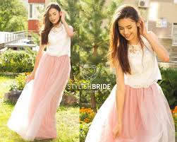 tulle for sale 15 sale dress tulle set lace crop top and tulle skirt lace