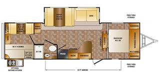 sunset trail rv floor plans 2013 crossroads rv sunset trail reserve series m 29 ss specs and