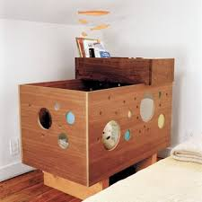 20 cool cribs for the modern baby dwell