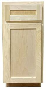 where to buy unfinished cabinets kitchen base cabinet with drawer shaker unfinished