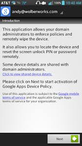 Google Business Email Setup by Google Apps And Android Lock Locate And Wipe Techrepublic