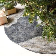 tree skirts tree toppers west elm