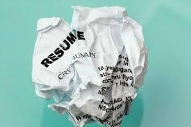common resume mistakes 5 common resume mistakes resume livecareer