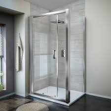 turin 8mm rectangular sliding door shower enclosure available now