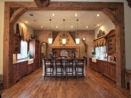 rustic kitchens ideas gorgeous traditional style kitchen bar countertops backsplash