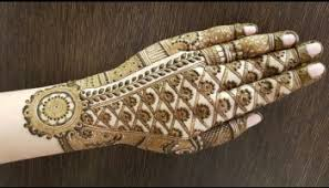 henna design on instagram unique mandala henna design for back 9 heena vahid site4news