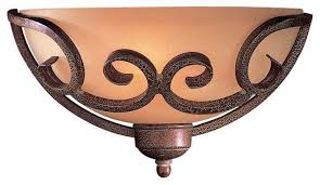 Minka Wall Sconce Minka Lavery 720 355 Caspian Wall Sconce In Golden Bronze