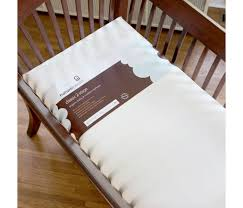 Pottery Barn Crib Mattress Reviews Organic Baby Crib Fitted Sheet Pottery Barn 3