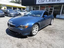 2005 bmw 6 series problems 2005 bmw 6 series 645ci 2dr coupe in roswell ga car