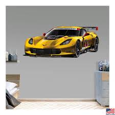 corvette wall decals the corvette store r fathead wall decal