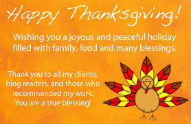 thanksgiving quotes for customers festival collections