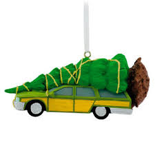 hallmark vacation station wagon ornament seasonal
