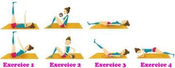 exercice au bureau ventre plat les exercices à faire chez soi ou au bureau l express