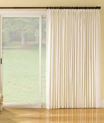 Curtains For Sliding Door Clever Design Curtains For Sliding Doors Sliding Door Curtains