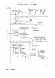 nissan murano oil filter repair guides electrical system 2005 body control system