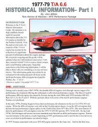 pontiacregistry com magazine contents