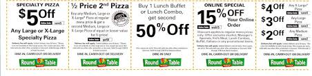 round table pizza menu coupons super bowl pizza deals coupons and wing specials buyvia