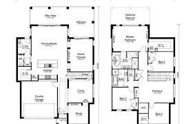 houses plans modern house designs the douglas storey simple