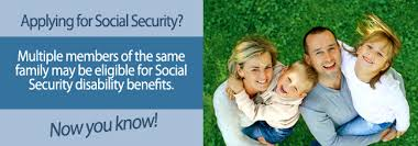 can multiple family members receive social security