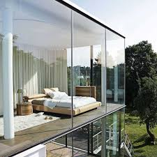 interior glass walls for homes 16 beautiful glass homes that nothing to hide glass houses