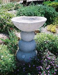 25 gorgeous concrete garden ornaments ideas on