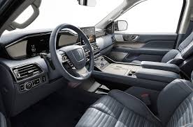lincoln navigator interior 2016 first drive 2018 lincoln navigator reserve automobile magazine