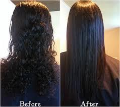 best chemical hair straightener 2015 before after with yuko hair straightening leaving hair