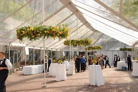 wedding tent decorations ceiling reception table flowers