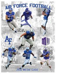 2016 af football media guide by dave toller issuu