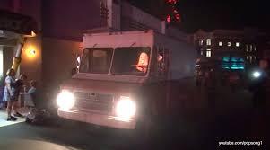 halloween horror nights florida resident the walking dead zombie van at halloween horror nights universal